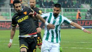 Giresunspor 3-1 Göztepe