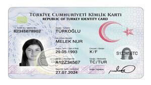 Yeni kimlik kartları sahtesini imkansız kılacak