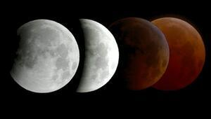 Ay Tutulması nedir Ay Tutulması ne zaman ve nasıl olur