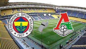 UEFA Avrupa Liginde Fenerbahçe Lokomotiv Moskova'yı ağırlıyor