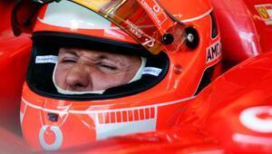Schumacher'in menajerinden haber var