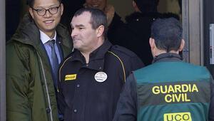 Dünyanın en büyük bankasına polis baskını