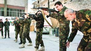 Suriyede rejim ve PYD topraklarını genişletti