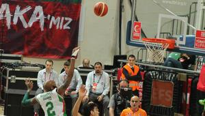 Pınar Karşıyaka kupada galip