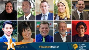 2016'nın 'en iyi 10 öğretmeni' açıklandı