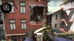 Counter Strikeda çirkin oyun haritası