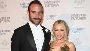 Minogue nişanlandı