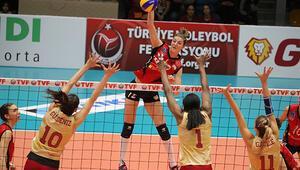 Galatasaray Daikin: 2 - VakıfBank: 3