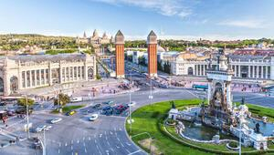 Bir Gaudi harikası: Barselona
