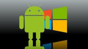 Android yükseliyor, Windows düşüyor