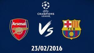 Arsenal - Barcelona maçı ne zaman, saat kaçta, hangi kanalda