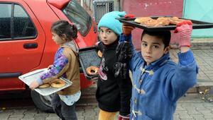 Suriyeli dilenci çocuklar kamplara gönderildi