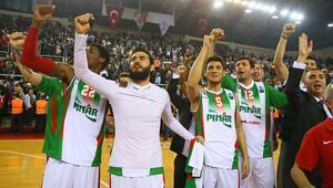 Pınar Karşıyaka 67-64 Galatasaray