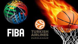 Avrupada basketbol savaşları