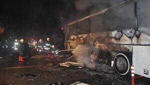 İtfaiyenin gözünden Ankara patlaması