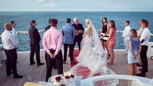 Deniz tutkunlarına düğün önerileri