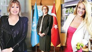 ABD'de en etkin30 Türk kadını