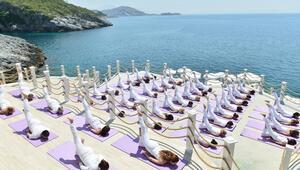 Uluslararası Yoga Şöleni İzmirde