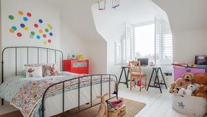 Çocuğunuzun karakterine uygun çocuk odası renk seçimi