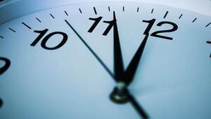 Yaz Saati uygulaması 27 Martta başlıyor