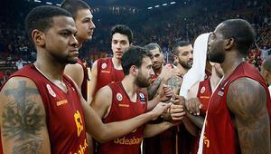 Galatasaray: 93 - Pınar Karşıyaka: 65
