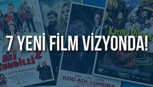 Bu hafta 7 film vizyonda