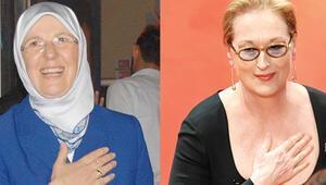 Meryl Streep gibi olmak isterdim