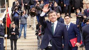 Başbakan Davutoğlu: Ebediyen buradayız