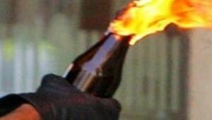 Teröristler Mersinde anaokuluna molotof kokteyli attı
