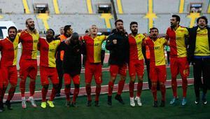 Göztepe: 3 - Alima Yeni Malatyaspor: 1