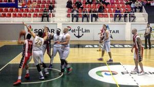 Socar Spor: 92 - Bandırma Kırmızı: 83