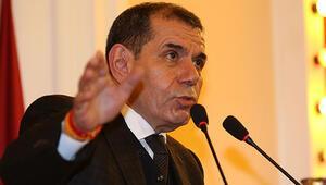 Dursun Özbek: Galatasarayda tuhaf işler var