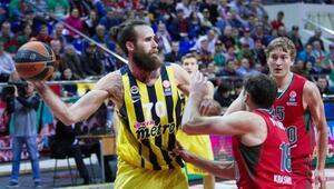 Lokomotiv Kuban 52-55 Fenerbahçe