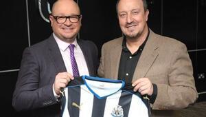 Newcastle Unitedda Benitez dönemi