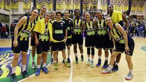 Fenerbahçenin Dörtlü Finaldeki rakibi belli oldu