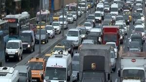 İstanbulda yarın bazı yollar trafiğe kapalı