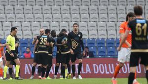 Medipol Başakşehir 2-3 Osmanlıspor