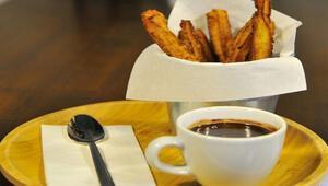 İstanbul'un yeni lezzeti 'churros' tatlısı
