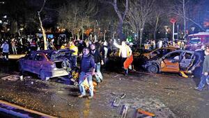Kızılayda bombalı saldırı: 37 ölü, 125 yaralı
