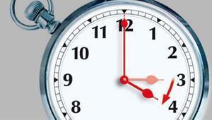 Saatler ne zaman ileri alınacak  Mesai saatleri değişecek mi