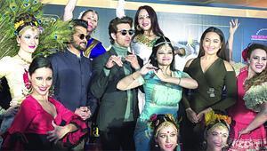 Bollywood Oscar'ları Madridde verilecek