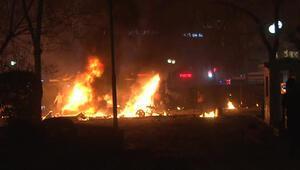 Uzmanlar: Ankaradaki patlamanın etkisi 1,4 büyüklüğündeki depreme eşit