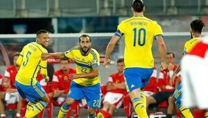 İsveçin Türkiye maçı aday kadrosu belli oldu