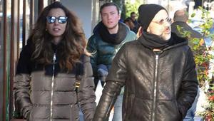 Sinem Güven ve Semih Yalman çifti Nişantaşı'nda görüntülendi