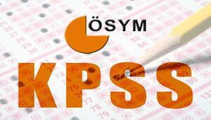 2016 KPSS başvuruları ne zaman başlayacak 2016 KPSS soru dağılımı