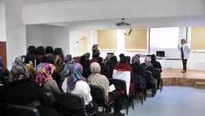 Lalahanlı kadınlara kanser  semineri