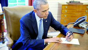 Başkan Obama, ABD'nin en etkili 30 Türk kadınına seslendi