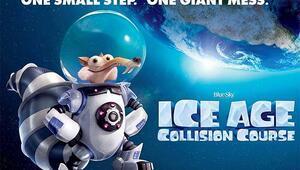Buz Devri serisinin 5. filmi vizyona geliyor