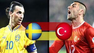 Türkiye İsveç maçı hangi kanalda ne zaman saat kaçta