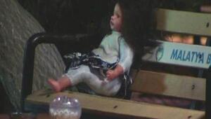 Oyuncak bebek Malatyada paniğe neden oldu